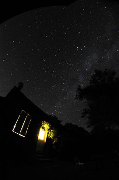 Gite dans les étoiles